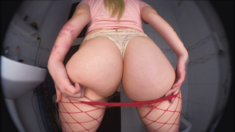 Hypnotic scat lunatic booty show!  with DirtyBetty  [FullHD]