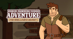Robin Morningwood Adventure: The Whellcum's Secret v0.4.4 by Grizzly Gamer Studio