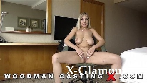 "SIYA JEY CASTING in ""Natural Big Saggy Boobs"" [FullHD]"