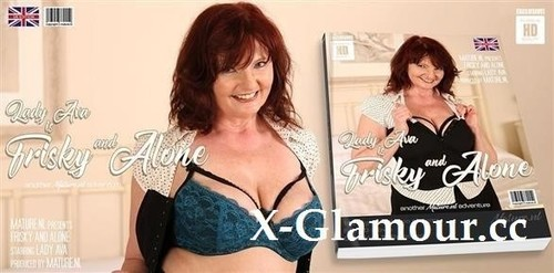 Milf Lady Ava Loves To Masturbate...Just For Herself [FullHD]