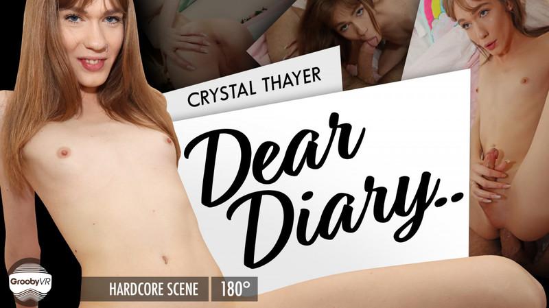 Crystal Thayer In Dear Diary 4k 1920p Oculusgo