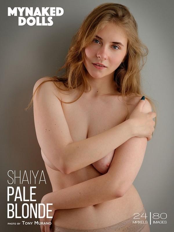 Shaiya - Pale Blonde (5 Jun, 2020)