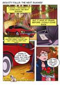 Ero-mantic - Gansoman - Gravity Falls: The Next Summer - Eng/Esp