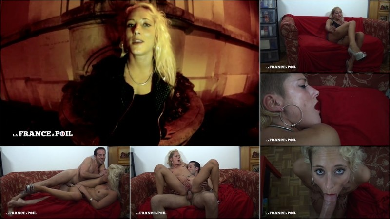 Nicky's casting, a pretty young blond man-eater! [HD 720P]