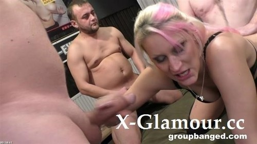 Group Banged [HD]