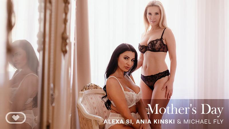 Mother 039 S Day Alexa Si Ania Kinski Amp Michael Fly Oculus 4k