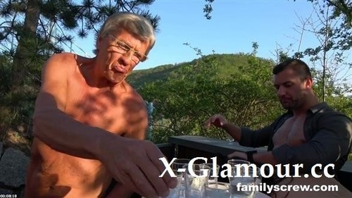 Grandpa With Son Fucking Aunt, Sons Girlfriend - Family Screw [FullHD/1080p]