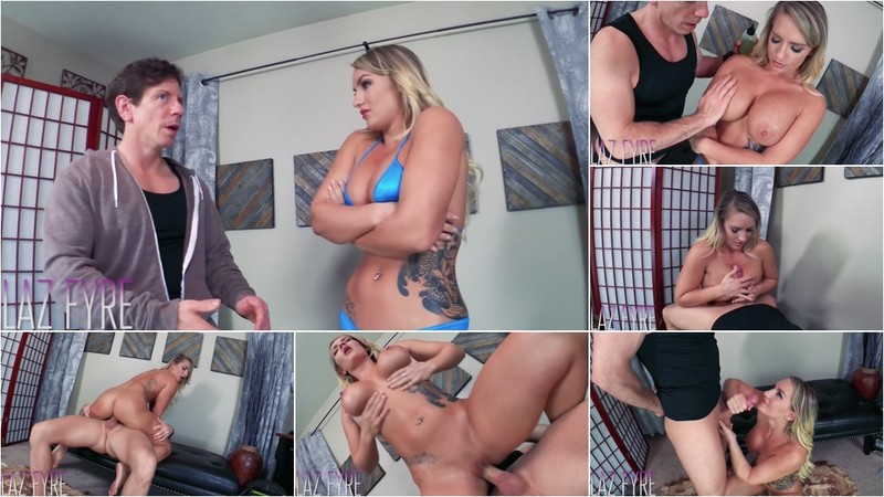 Cali Carter Fit Chick Pays With Pussy [FullHD 1080P]