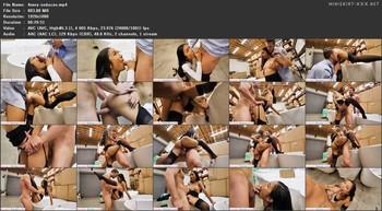 Avery Black seduces a married man, 1080p