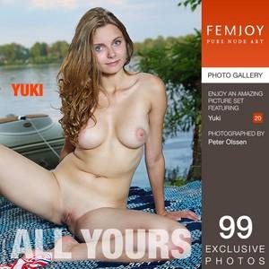 Yuki, Adelina Dey, Nicolette, Jordonna - Photo & Video Pack 2017-2020