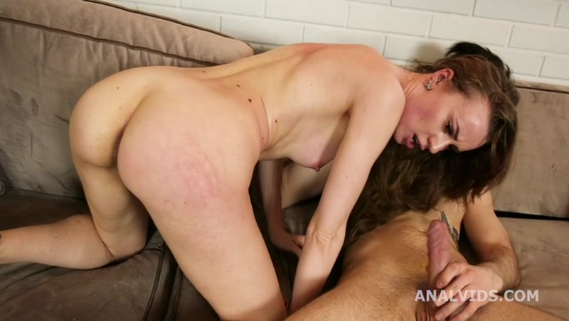 LegalPorno - Thats a DAP, isnt it May Fiesta first time 2 dicks in the ass with Balls Deep Anal, DAP, Gapes and Swallow GL183 sd