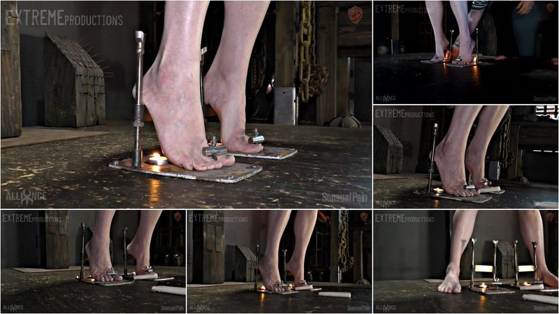 Lucy - Feet to Fire [FullHD 1080p]