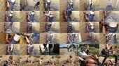 Von Der Pferdebox In Den Misthaufen. Dreckige Sta(h)llnutte Vanessa Part 3 Of 3 - Vanessa - Die Sadistin