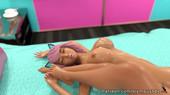 Olympus3dx - Sapphire-Pink