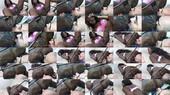 Osa Lovely's Fart Chair Ass Licking - Osa Lovely