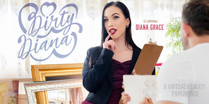 Diana Grace Dirty Diana Proper 6k Oculus