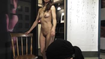 Naked Asian Exotic Art Performance - Nude Asian Public Theatre U864bmsakyvd