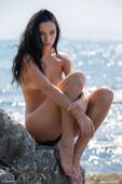 Sasha C in Beach Day  (07-14-2020)