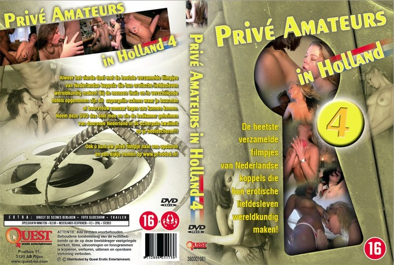 Prive Amateurs In Holland 4