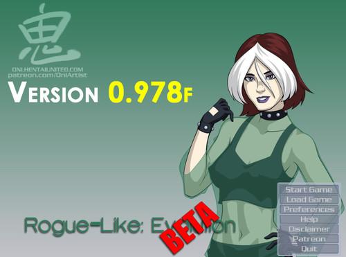 Rogue Like Evolution Version 0 978f