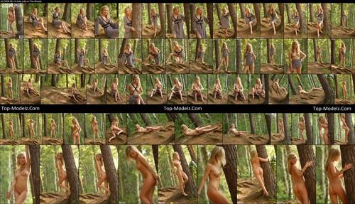 [AmourAngels] Julia - Julia In The Woods