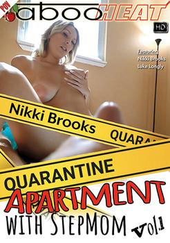 Nikki Brooks in Quarantine Apartment With Stepmom Vol. 1