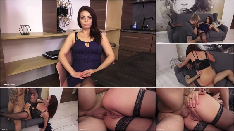 French Casting Beurette Anal
