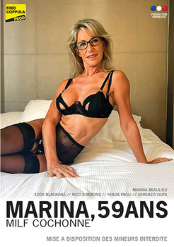 Marina, 59 Ans MILF Cochonne