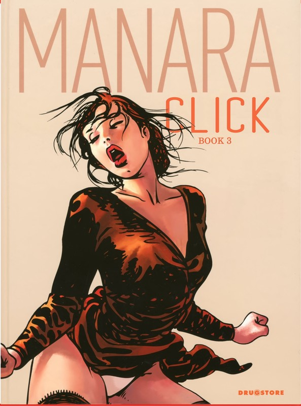 Milo Manara collection – comics