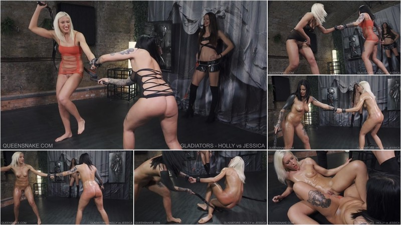 Holly, Jessica, QS - Gladiators [FullHD 1080P]