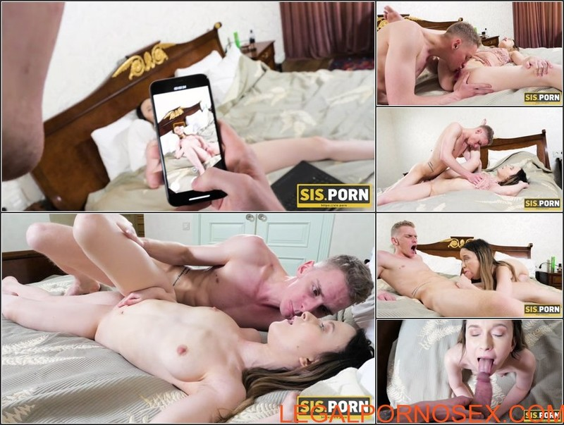 Sis.Porn - Sweet Butterfly - Caught a Stepsister Watching Porn! [FullHD 1080p]
