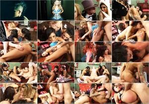 PornstarsLikeItBig/ Brazzers: Lexi Belle, Gia Dimarco, Christy Mack, Bonnie Rotten - Wonderland (Part 2) [3.43 GB] - [FullHD 1080p]