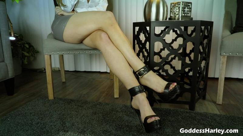 Goddess Harley Office Girls Paycheck Slave