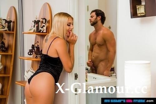 Chanel Grey Cant Keep Herself Off Her Friends Newly Single Brother [SD]