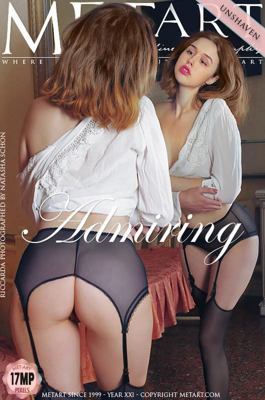 Riccarda - Admiring (2020-08-23)