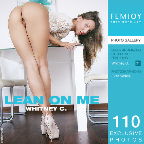 Whitney C - Lean on me (x110)