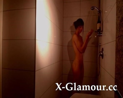 Hot Slut Is Caught Having A Shower Naked On Camera [SD]