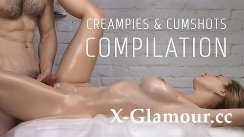 Compilation Of Creampies And Cumshots Vol. 4 [FullHD]