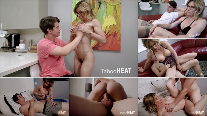 Cory Chase Fun And Games With Stepmom [FullHD 1080P]