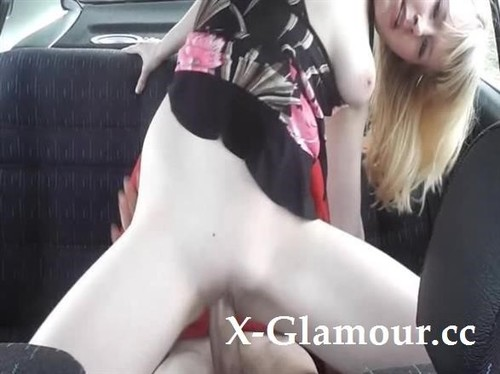 Great Place For Fucking In The Car With My Busty Girl [SD]