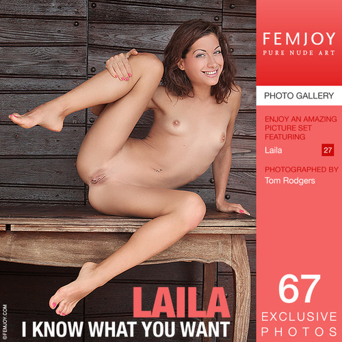 Laila - I know what you want (x67)