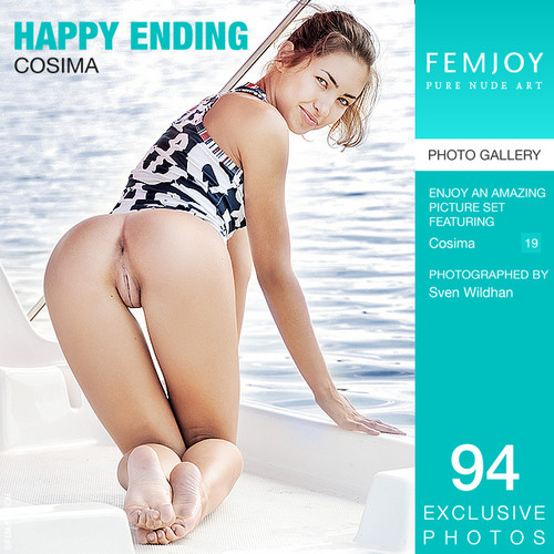 Cosima - Happy ending (x94)