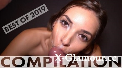 Best Of Sweet Bunny 2019 - Hard Sex, Anal, Sloppy Blowjobs And Lots Of Cum [FullHD]