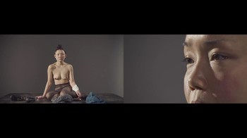 Naked Asian Exotic Art Performance - Nude Asian Public Theatre Zna782fxy3ys