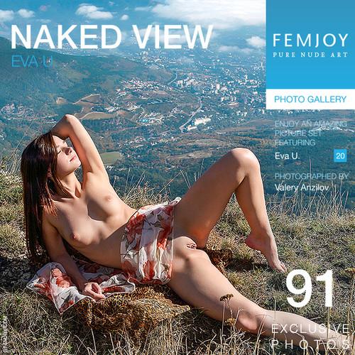 Eva Uu - Naked view (x91)