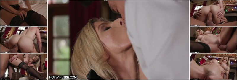 Cory Chase - Corey's Gift Cums Everywhere (HD)