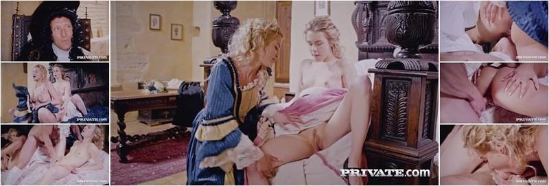 Alecia Fox, Cherry Kiss - Enjoy Intense Threesome With Anal (HD)