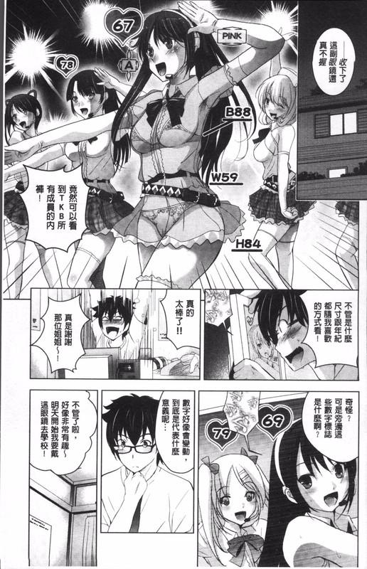 18禁H漫X2-裸視鏡....好讚啊!!