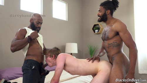 BlacksOnBoys - Darron Bluu, Hunter Triad & JJ Lake (Sep 10)