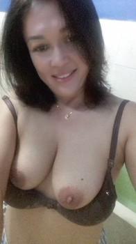 STW Cantik Selfie Bugil